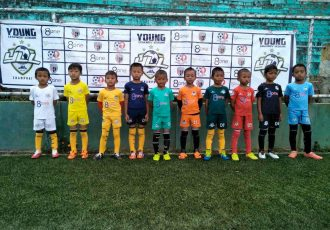 U-12 Young Legend's League in Mizoram (Photo courtesy: Mizoram Football Association)