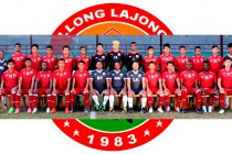 Shillong Lajong FC squad for the 2017/18 I-League season. (Photo courtesy: Shillong Lajong FC)