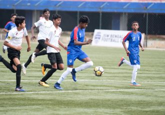 Bengaluru FC down Stadium Sports Foundation 6-0 in U-13 Youth League (Photo courtesy: Bengaluru FC)