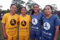 Indian Women's internationals invited to UNICEF Children's Day Programme (Photo courtesy: AIFF Media)