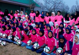 Women's Grassroots Leaders Course conducted in Srinagar (Photo courtesy: AIFF Media)
