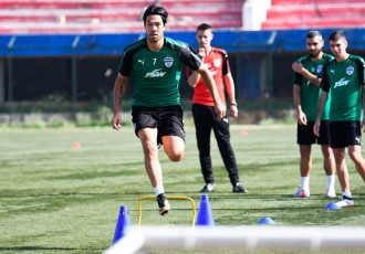 Bengaluru FC training session (Photo courtesy: Bengaluru FC)