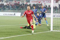 Shillong Lajong beat Churchill Brothers 2-0 in I-League encounter (Photo courtesy: Shillong Lajong FC)