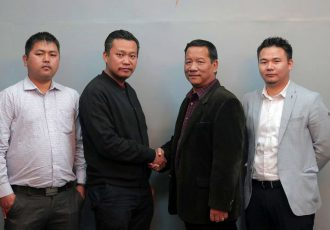 Mizoram FA and Zonet Cable TV to present MFA Futsal League (Photo courtesy: Mizoram Football Association)