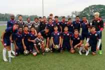 Shillong Lajong FC squad (Photo courtesy: Shillong Lajong FC)