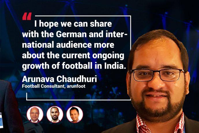 SPOBIS 2018 - Arunava Chaudhuri (Football Consultant, arunfoot)