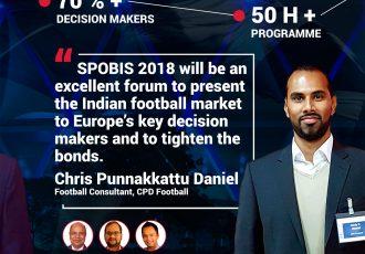 SPOBIS 2018 - Chris Punnakkattu Daniel (Football Consultant, CPD Football)