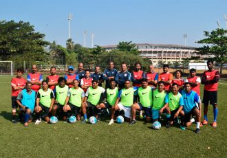 AIFF D License Refresher Course conducted in Goa (Photo courtesy: AIFF Media)