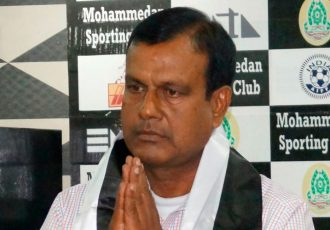 Ananta Ghosh appointed Mohammedan Sporting's Director of Youth Development (Photo courtesy: Mohammedan Sporting Club)