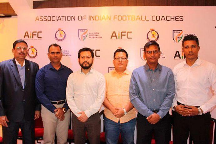 Association of Indian Football Coaches (AIFC)