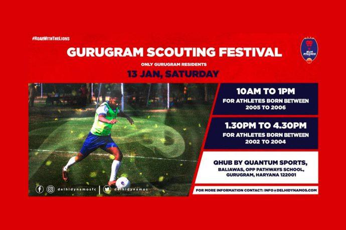 Delhi Dynamos to host Gurugram Scouting Festival