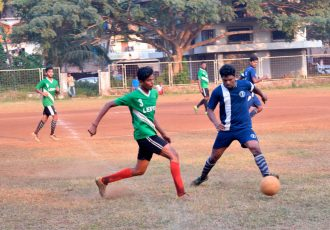 Shree Nagesh humiliate Batim Youth Club in GFA Third Division League (Photo courtesy: Goa Football Association)