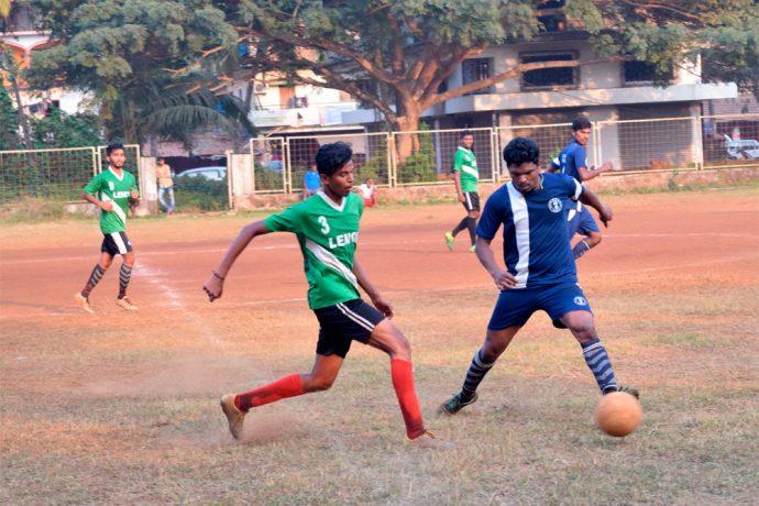 Shree Nagesh humiliate Batim Youth Club in GFA Third Division League (Photo courtesy: Goa Football Association)