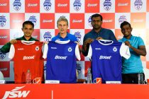 Bengaluru FC and Boost join hands to develop grassroots football (Photo courtesy: Bengaluru FC)