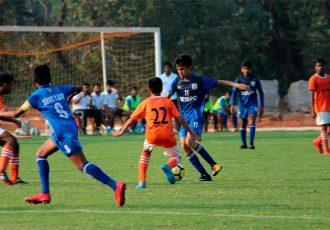 Dempo SC rout Sporting Clube de Goa 8-0 in U-13 Youth League (Photo courtesy: Dempo SC)