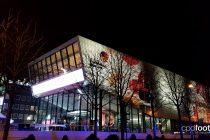 Deutsches Fußballmuseum at night (© CPD Football)