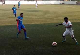FC Goa beat Panjim Footballers in Goa Pro League (Photo courtesy: Goa Football Association)