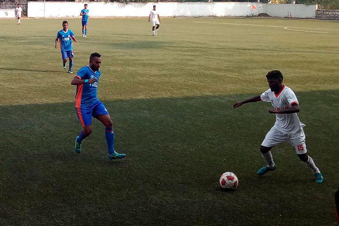 FC Goa beat Panjim Footballers in Goa Pro League (Photo courtesy: Goa Football Association)