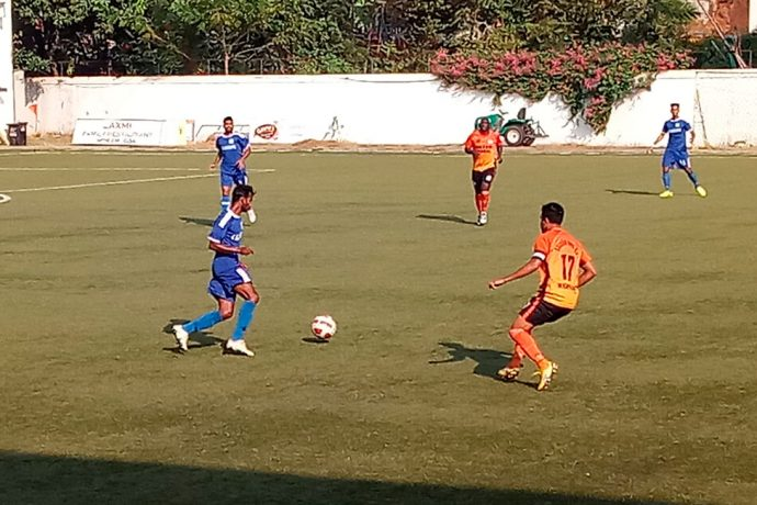 Guardian Angel SC thrash Calangute Association in Goa Pro League (Photo courtesy: Goa Football Association)