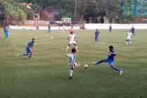 Dempo SC edge past Corps of Signals in Goa Pro League (Photo courtesy: Goa Football Association)