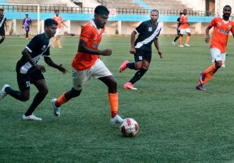 Sporting Clube de Goa defeat Vasco SC in Goa Pro League (Photo courtesy: Goa Football Association)