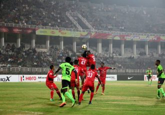 Churchill Brothers score a 3-2 comeback win at Gokulam Kerala FC (Photo courtesy: I-League Media)