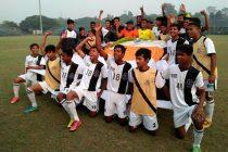 Mohammedan Sporting Club U-13 team (Photo courtesy: Mohammedan Sporting Club)