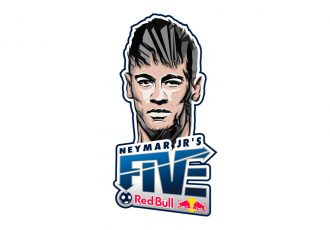 Neymar Jr's Five by Red Bull