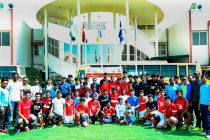SAI-AIFF Overseas Scouting Project (Photo courtesy: AIFF Media)