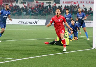 Shillong Lajong look to bounce back to winning ways against Churchill Brothers (Photo courtesy: Shillong Lajong FC)