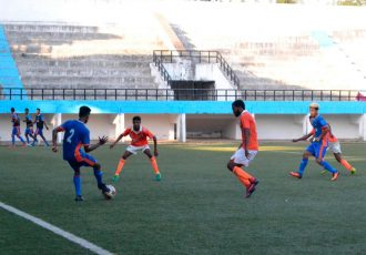 Sporting Clube de Goa pip FC Goa in Goa Pro League (Photo courtesy: Goa Football Association)