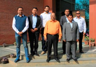 AIFF League Committee (Photo courtesy: AIFF Media)