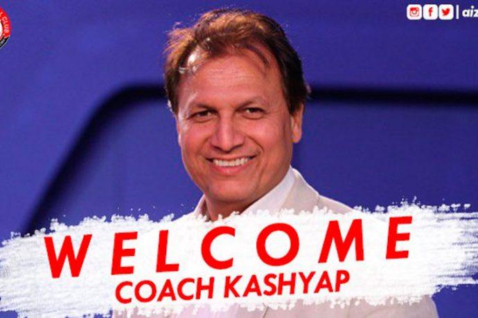 Aizawl FC appoint Santosh Kashyap as new head coach (Photo/Image courtesy: Aizawl FC))
