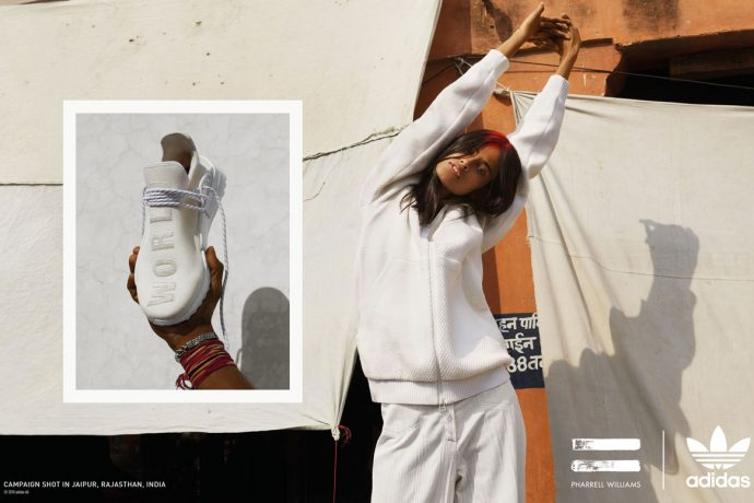 adidas Originals by Pharrell Williams presents Hu Holi Blank Canvas Collection (Photo courtesy: adidas)