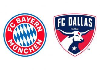 FC Bayern München x FC Dallas