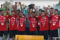 2018 Bayern Youth Cup – India final was won by Army Public School from Bengaluru (Photo courtesy: Screenshot - Lufthansa India Video)