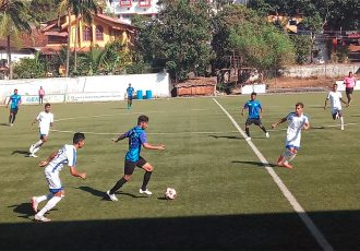 Corps of Signals pip Cavelossim in Goa Pro League (Photo courtesy: Goa Football Association)
