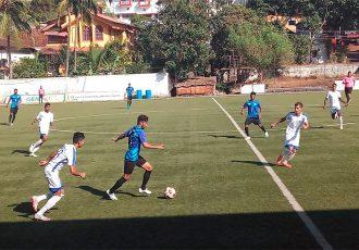 Corps of Signals pip Cavelossim in Goa Pro League (Photo courtesy: Goa Football Association)