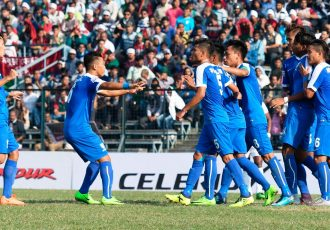 Indian Arrows (Photo courtesy: AIFF Media)