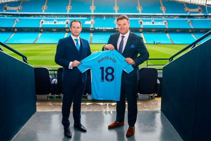 Manchester City launches partnership with AvaTrade (Photo courtesy: AvaTrade)