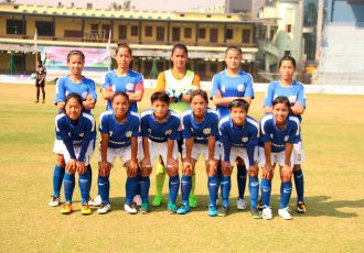 Manipur Women's State Team (Photo courtesy: AIFF Media)