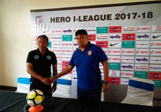 I-League: Minerva Punjab FC v Gokulam Kerala FC pre-match press conference.