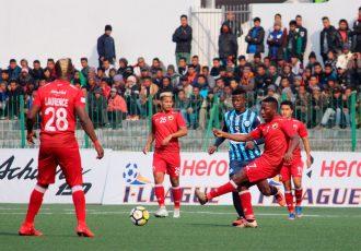 Shillong Lajong travel to Punjab to face off Minerva Punjab FC (Photo courtesy: Shillong Lajong FC)