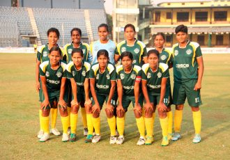 Tamil Nadu Women's State Team (Photo courtesy: AIFF Media)