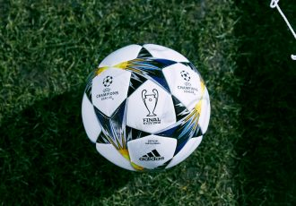 First knockout games, then Kiev: adidas presents new UEFA Champions League match ball (Photo courtesy: adidas)