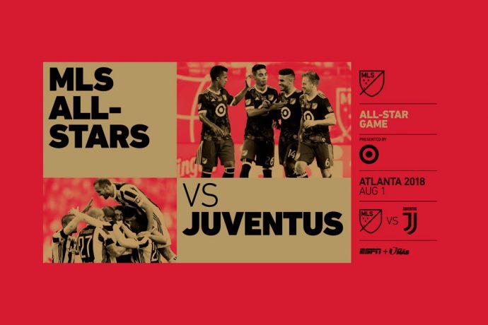 Juventus named opponent for MLS All-Star Game (Imahe courtesy: MLS)