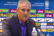 Brazil coach Tite (Photo courtesy: CBF TV)