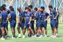 East Bengal Club training session (Photo courtesy: I-League Media)