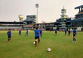 FIFA Youth Development Workshop in Cuttack (Photo courtesy: AIFF Media)
