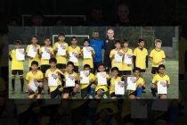 Glasgow Rangers Soccer Schools organise success coaching clinics in India